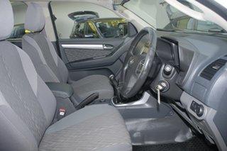 2014 Holden Colorado RG MY14 LX Crew Cab White 6 Speed Manual Utility