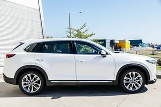 2019 Mazda CX-9 TC GT SKYACTIV-Drive Snowflake White Pearl 6 Speed Sports Automatic Wagon