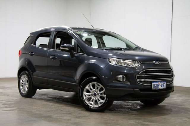 Used Ford Ecosport BK Titanium, 2014 Ford Ecosport BK Titanium 5 Speed Manual Wagon