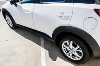 2018 Mazda CX-3 DK MY17.5 Neo (FWD) (5Yr) Snowflake White Pearl 6 Speed Automatic Wagon
