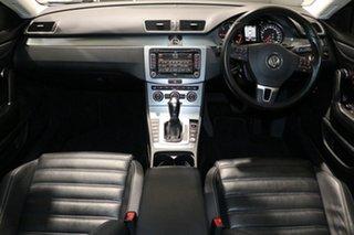 2012 Volkswagen CC 3C MY13 125 TDI Black 6 Speed Direct Shift Coupe