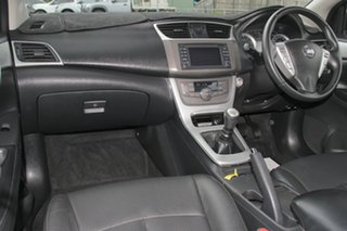2015 Nissan Pulsar B17 Series 2 SSS Storm Grey 6 Speed Manual Sedan