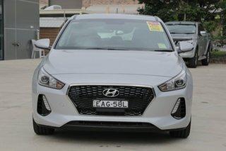 2018 Hyundai i30 Go Platinum Silver Metallic 6 Speed Automatic Hatchback