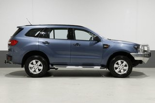2015 Ford Everest UA Ambiente Blue 6 Speed Automatic Wagon