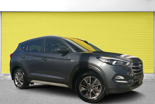 Used Hyundai Tucson TLe MY17 Active 2WD, 2017 Hyundai Tucson TLe MY17 Active 2WD Grey 6 Speed Sports Automatic Wagon