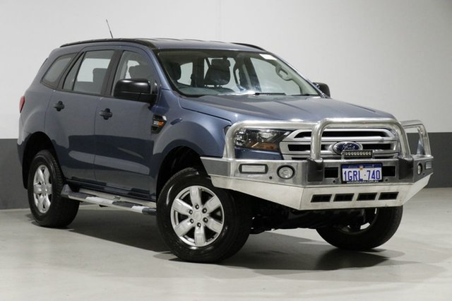 Used Ford Everest UA Ambiente, 2015 Ford Everest UA Ambiente Blue 6 Speed Automatic Wagon