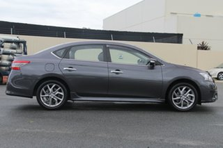 2015 Nissan Pulsar B17 Series 2 SSS Storm Grey 6 Speed Manual Sedan.