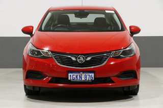 2017 Holden Astra BL MY17 LS Plus Red 6 Speed Automatic Sedan