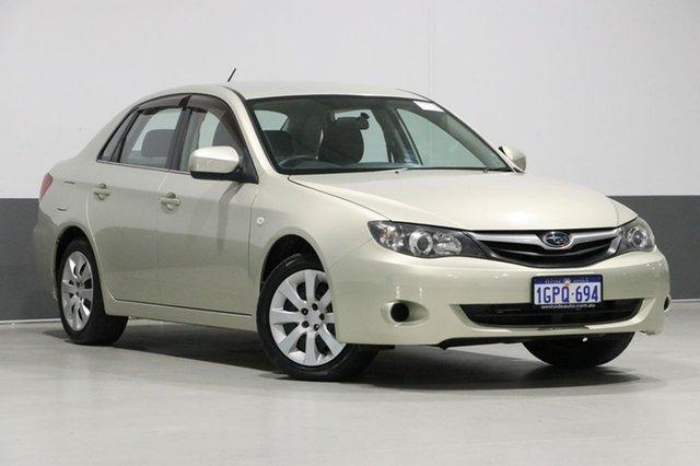 Used Subaru Impreza MY10 R (AWD), 2010 Subaru Impreza MY10 R (AWD) Gold 5 Speed Manual Sedan