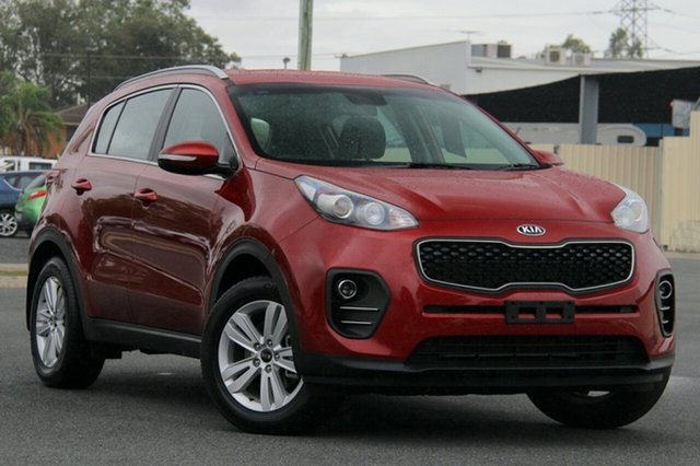 Used Kia Sportage QL MY17 Si 2WD, 2017 Kia Sportage QL MY17 Si 2WD Red 6 Speed Sports Automatic Wagon