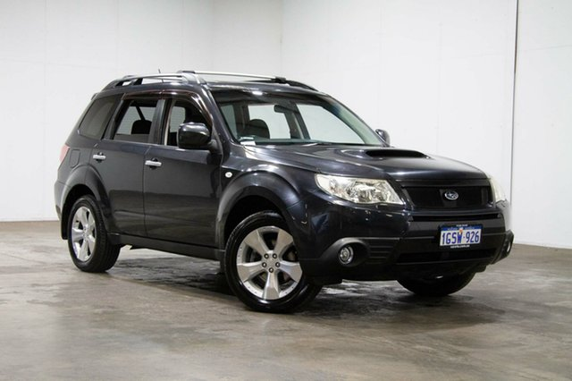 Used Subaru Forester S3 MY10 XT AWD Premium, 2010 Subaru Forester S3 MY10 XT AWD Premium Grey 4 Speed Sports Automatic Wagon