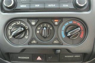 2015 Mitsubishi Triton MQ MY16 GLX 4x2 White 6 Speed Manual Cab Chassis