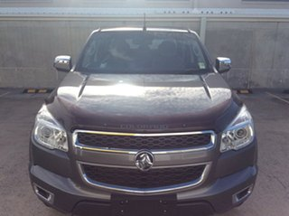 2012 Holden Colorado RG MY13 LTZ Crew Cab Grey 6 Speed Sports Automatic Utility