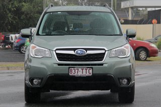2014 Subaru Forester S4 MY14 2.5i-L Lineartronic AWD Green 6 Speed Constant Variable Wagon