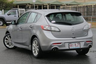 2010 Mazda 3 BL10L1 MY10 SP25 Activematic Aluminium 5 Speed Sports Automatic Hatchback.