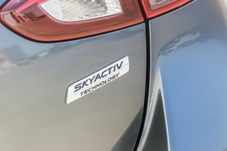 2016 Mazda 2 DJ2HAA Maxx SKYACTIV-Drive Metropolitan Grey 6 Speed Sports Automatic Hatchback