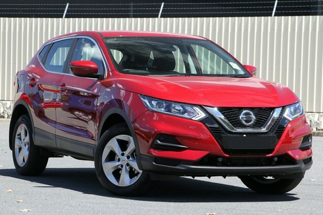 New Nissan Qashqai J11 Series 2 ST X-tronic, 2018 Nissan Qashqai J11 Series 2 ST X-tronic Magnetic Red 1 Speed Constant Variable Wagon
