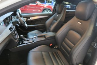 2012 Mercedes-Benz C63 C204 MY12 AMG SPEEDSHIFT MCT White 7 Speed Sports Automatic Coupe