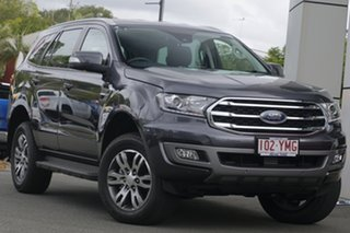 2018 Ford Everest UA II 2019.00MY Trend 4WD Meteor Grey 6 Speed Sports Automatic Wagon.