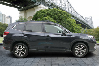 2018 Subaru Forester S5 MY19 2.5i Premium CVT AWD Dark Grey 7 Speed Constant Variable Wagon.