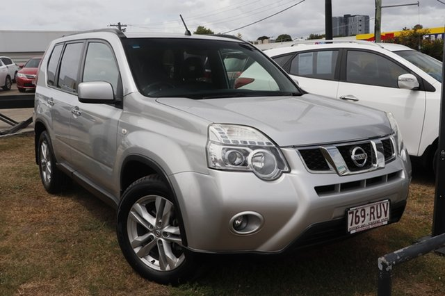 Used Nissan X-Trail T31 Series IV ST-L 2WD, 2011 Nissan X-Trail T31 Series IV ST-L 2WD Precision Grey 1 Speed Constant Variable Wagon