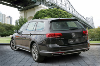 2017 Volkswagen Passat 3C (B8) MY18 140TDI DSG 4MOTION Alltrack Grey 6 Speed.