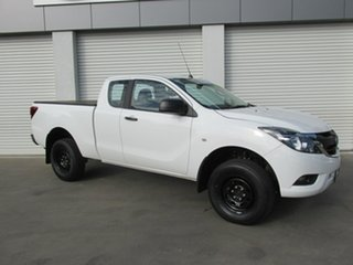 2016 Mazda BT-50 XT XT Freestyle White 6 Speed Automatic Utility.