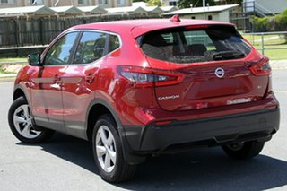 2018 Nissan Qashqai J11 Series 2 ST X-tronic Magnetic Red 1 Speed Constant Variable Wagon.