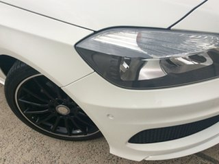 2014 Mercedes-Benz A200 W176 805+055MY D-CT White 7 Speed Sports Automatic Dual Clutch Hatchback.