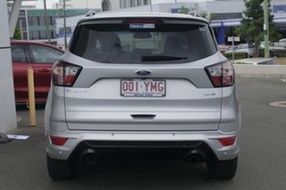 2018 Ford Escape ZG 2018.75MY ST-Line AWD Moondust Silver 6 Speed Sports Automatic Wagon
