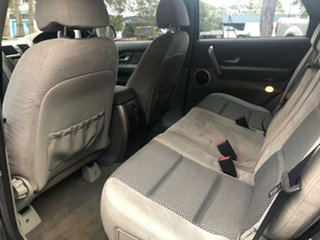 2005 Ford Territory SX TS Metallic Grey 4 Speed Sports Automatic Wagon