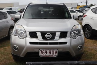 2011 Nissan X-Trail T31 Series IV ST-L 2WD Precision Grey 1 Speed Constant Variable Wagon.