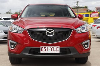 2014 Mazda CX-5 KE1071 MY14 Maxx SKYACTIV-MT Soul Red 6 Speed Manual Wagon