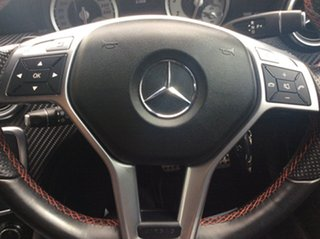2014 Mercedes-Benz A200 W176 805+055MY D-CT White 7 Speed Sports Automatic Dual Clutch Hatchback