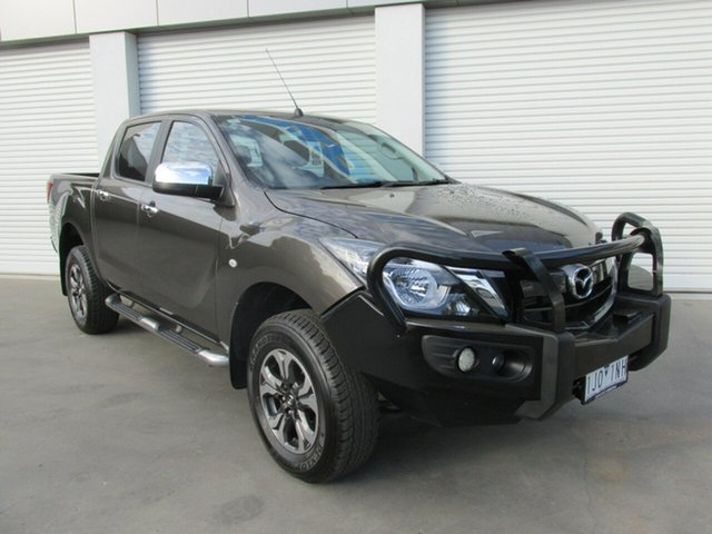 Used Mazda BT-50 UR0YG1 XTR, 2016 Mazda BT-50 UR0YG1 XTR Brown 6 Speed Sports Automatic Utility