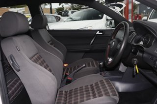 2007 Volkswagen Polo 9N MY2008 GTi Candy White 5 Speed Manual Hatchback