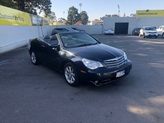 2007 Chrysler Sebring JS Limited Blue 6 Speed Sports Automatic Convertible.