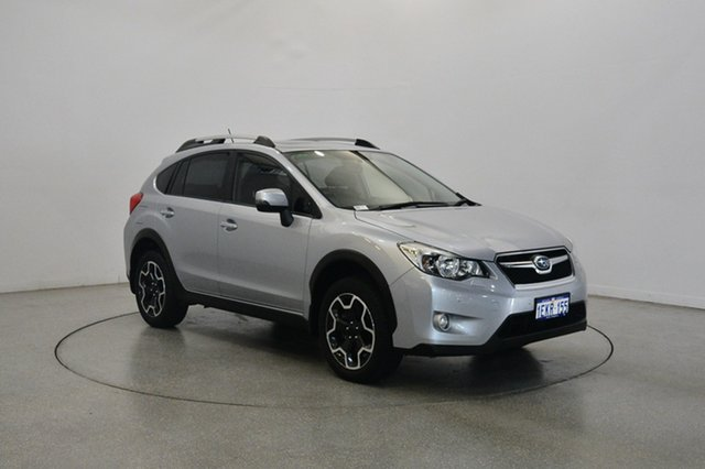 Used Subaru XV G4X MY14 2.0i-S Lineartronic AWD, 2014 Subaru XV G4X MY14 2.0i-S Lineartronic AWD Silver 6 Speed Constant Variable Wagon