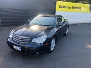 2007 Chrysler Sebring JS Limited Blue 6 Speed Sports Automatic Convertible