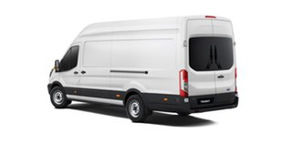 2019 Ford Transit VO 2018.75MY 350E High Roof White 6 Speed Manual Van.
