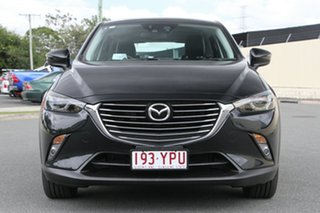2016 Mazda CX-3 DK4W7A Akari SKYACTIV-Drive i-ACTIV AWD Black 6 Speed Sports Automatic Wagon