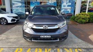 2018 Honda CR-V RW MY18 Vi FWD Grey 1 Speed Constant Variable Wagon.