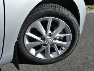 2013 Toyota Corolla ZRE182R Ascent Sport S-CVT Silver 7 Speed Constant Variable Hatchback