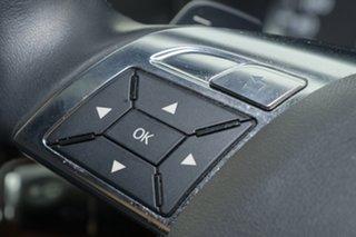 2013 Mercedes-Benz ML350 W166 BlueTEC 7G-Tronic + Black 7 Speed Sports Automatic Wagon