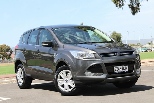 Used Ford Kuga TF MY16 Ambiente 2WD, 2015 Ford Kuga TF MY16 Ambiente 2WD Magnetic 6 Speed Sports Automatic Wagon