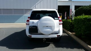 2014 Toyota Landcruiser Prado KDJ150R MY14 GX Glacier 5 Speed Sports Automatic Wagon