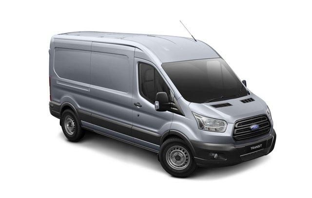 New Ford Transit VO 2018.75MY 350L Mid Roof LWB, 2019 Ford Transit VO 2018.75MY 350L Mid Roof LWB Moondust Silver 6 Speed Automatic Van