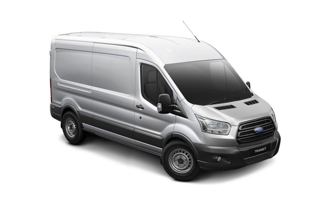 New Ford Transit VO 2018.75MY 350L Mid Roof LWB, 2019 Ford Transit VO 2018.75MY 350L Mid Roof LWB Frozen White 6 Speed Automatic Van