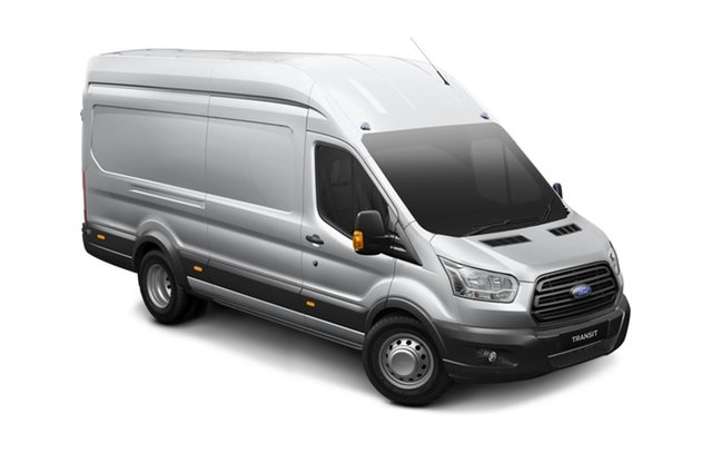 New Ford Transit VO 2019.75MY 470E High Roof, 2019 Ford Transit VO 2019.75MY 470E High Roof White 6 Speed Manual Van