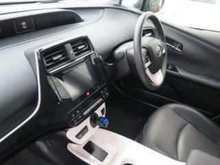 2016 Toyota Prius ZVW50R I-Tech Graphite 1 Speed Constant Variable Liftback Hybrid